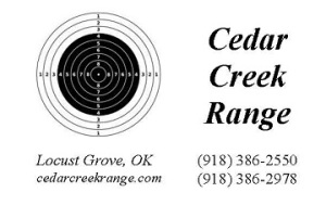 Cedar Creek Range Locust Grove